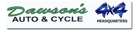 Dawson's Auto & Cycle Logo