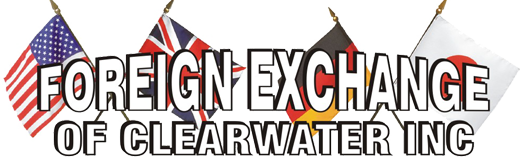 Foreign Exchange of Clearwater Inc.  Logo
