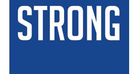 Strong Auto Logo