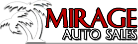 Mirage Auto Sales Logo