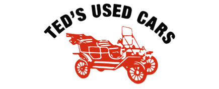 Ted's Used Cars Logo