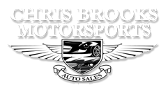 Chris Brooks Motorsports Logo