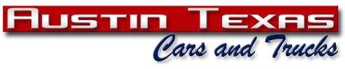 Austin Texas Cars And Trucks Logo