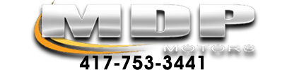 MDP MOTORS Logo