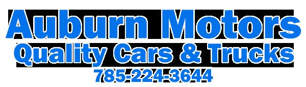 Auburn Motors Logo
