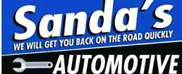 Sanda's Automotive LLC Logo