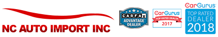 NC Auto Import Inc Logo