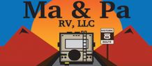 Ma & Pa RV Logo