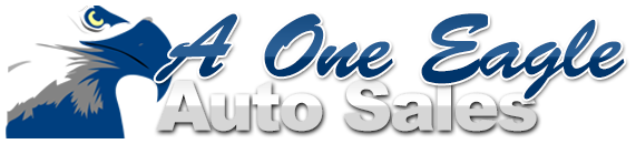 A One Eagle Auto Sales Logo