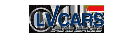 LV Cars Auto Sales West Logo