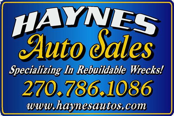 Haynes Auto Sales Logo