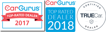 Car Gururs Top Rated Dealer 2017,2018