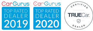 Car Gururs Top Rated Dealer 2019,2020