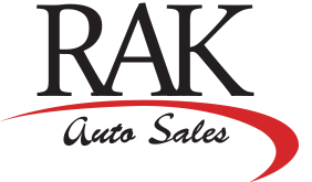 RAK Auto Sales Logo