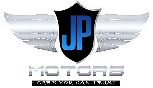 JP Motors Logo