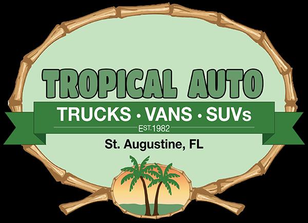 Tropical Automotive Logo