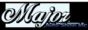 Major Auto Show Logo