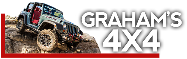 Graham's 4X4 Logo