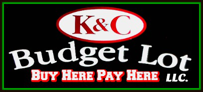 K&C Budget Lot Logo
