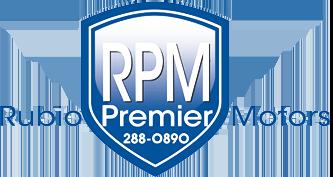Rubio Premier Motors Logo