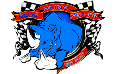 Blue Rhino Motors - Palmdale Logo