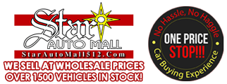 Star Auto Mall 512 Logo
