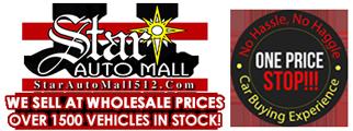 Star Auto Mall 512 Logo