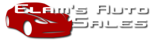Elam's Auto Sales Logo
