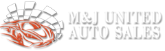 M & J United Auto Sales Logo