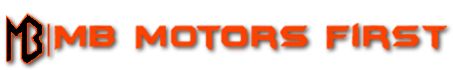 MB Motors First  Logo