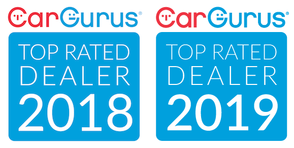 Car Gurus Top Rated Dealer - 2018 & 2019