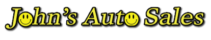 John's Auto Sales Logo