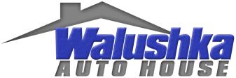 Walushka Auto House Corning Logo