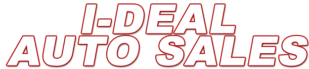 I-Deal Auto Sales Logo