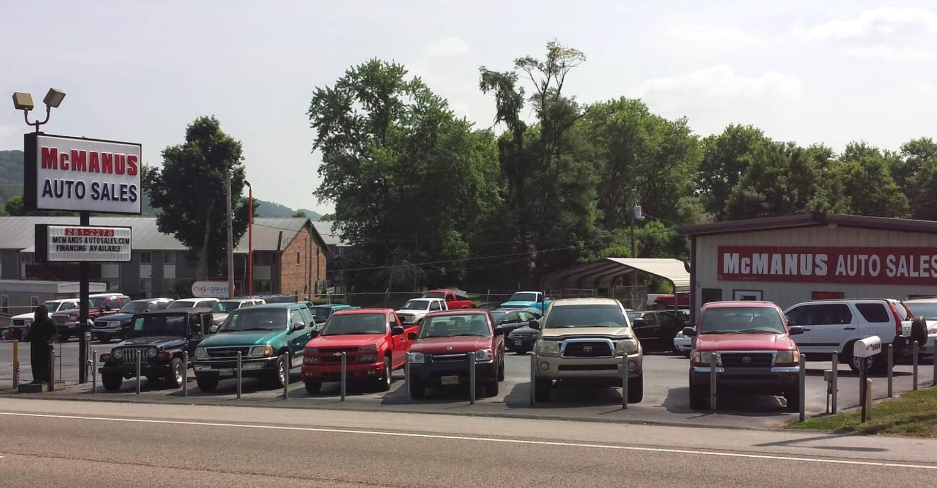 Used Cars Knoxville >> Used Cars Knoxville Tn Used Cars Trucks Tn Mcmanus