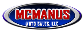 McManus Auto Sales, LLC Logo