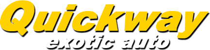 Quick Way Exotic Auto Logo
