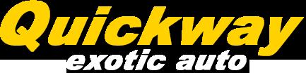 Quick Way Exotic Auto Logo