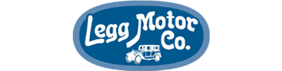 Legg Motor Company Logo