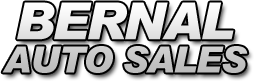 Bernal Auto Sales Logo