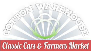 Cotton Warehouse Classic Cars Logo