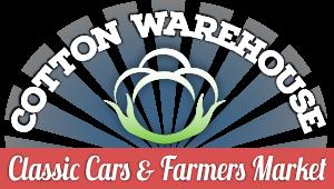 Cotton Warehouse Classic Cars Logo