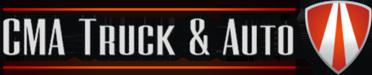 CMA Truck and Auto Logo