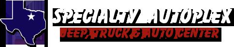 Specialty Autoplex Logo