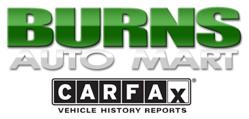 Burns Auto Mart Logo