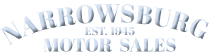 Narrowsburg Motor Sales  Logo