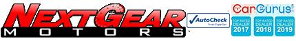 NextGear Motors Logo