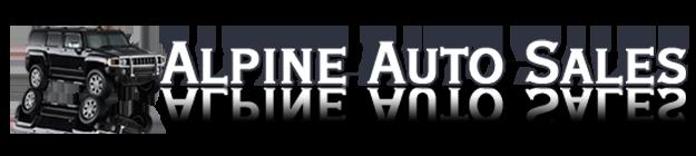 Alpine Auto Sales Logo