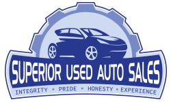 Superior Used Auto Sales Logo