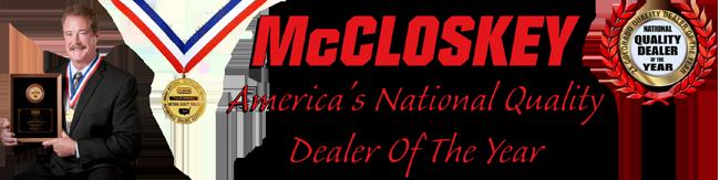 McCloskey Imports & 4x4's Logo